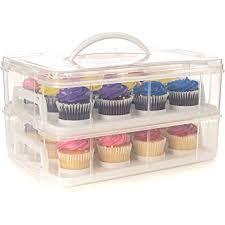 Cupcake Carrier Target