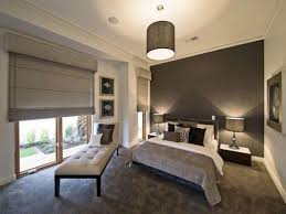 Endearing Bedroom Decoration With Various Sliding Bed Table : Fair Picture  Of Modern Grey Bedroom Decoration ...
