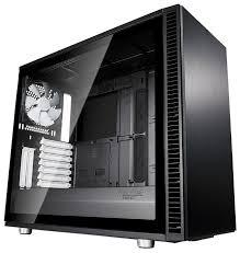 Компьютерный <b>корпус Fractal Design Define</b> S2 TG Black — купить ...