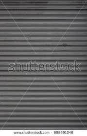 Corrugated Metal Panel Stock Photo Royalty Free 698691046