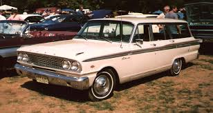 ford ranch wagon 1963 1964