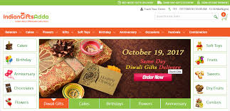 the superior place to send gifts cake flowers in india iga
