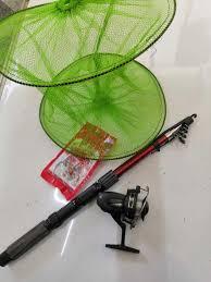 ccl fishing tool set 2 1m fishing rod