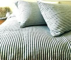 ticking stripe duvet navy stripe duvet cover black and white striped duvet cover navy ticking stripe