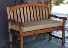 Bench Cushions For Indoor & Outdoor