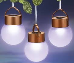 hanging solar patio lights. Outdoor Hanging Solar LED Lights Patio Fresh Garden Decor