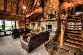 ohio luxury log cabin al coshocton crest lodge inside mansions kitchen kitchen mansion