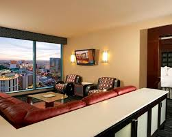 Awesome 2 Bedroom Suite Living Room
