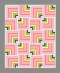 Download Free Pattern Pink Lemonade Quilt by P | Free Quilt ... & Download Free Pattern Pink Lemonade Quilt by P Adamdwight.com