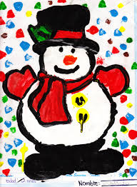 Christmas For Kids Cards For Kids Holiday Cards Designed By The Children Of Cerrito