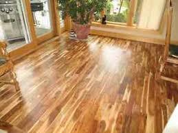 image is loading prefinished solid blonde asian walnut acacia wood hardwood