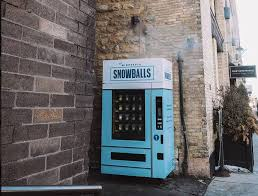 Vending Machines Mn Unique This Snowball Vending Machine Is The Worst Thing We Have Ever Shown