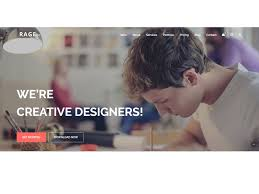 Free Templates Free Download Rage A One Page Multipurpose Bootstrap Template Free Download