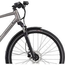 Specialized Crosstrail Bike Size Chart Specialized Mens Crosstrail Elite Eq Trekking Bike 2019 Satin Sterling Grey Black