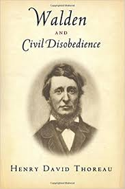 com walden and civil disobedience henry  com walden and civil disobedience 9781451520361 henry david thoreau american renaissance books books