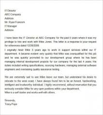 Work Recommendation Letter 15 Sample Recommendation Letters For Employment In Word
