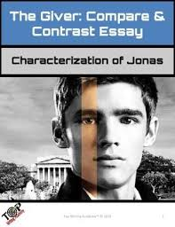 best compare contrast essay images classroom  the giver compare contrast essay jonas from beginning to end
