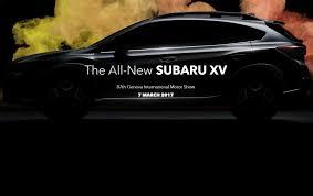 2018 subaru xv black. contemporary 2018 subaru prepares to reboot the crosstrek with less weight and a sharper  design on 2018 subaru xv black
