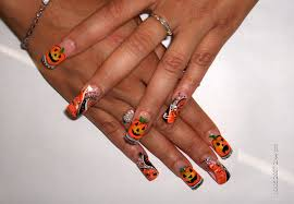 halloween nails - Nail Art Archive - Style - NAILS Magazine