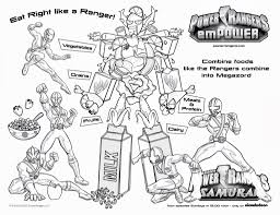 Small Picture Power Rangers Coloring Pages Printable Archives coloring page