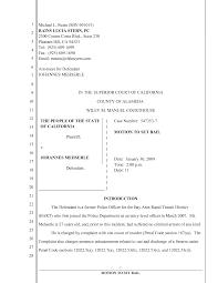Court Document Templates Www Infovia Net Cdn 6 1991 534 Motion Court Docume