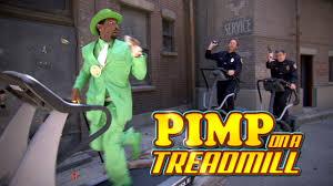 PHOTOS: Pimp On A Treadmill, Daryl Rhodes, Jon Cryer, Jason Mraz & More! @  Team Coco