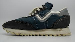 vans running shoes. vans serio style #252 ~ us5 running shoes