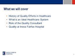 1 Inova Fairfax Hospital Karin Cox Rn Msn Quality