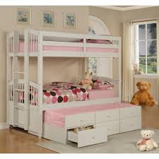 girls white bunk beds. Modren Beds Intended Girls White Bunk Beds D