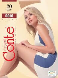 <b>Колготки</b> женские <b>Conte SOLO</b> 20 купить за 102.00руб ...