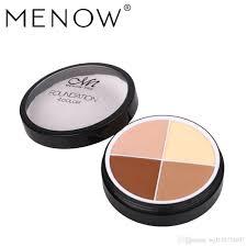 menow brand makeup concealer contour palette flawless bare mineral scar concealer face care cover concealing foundation c14002 makeup concealer