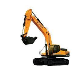 Hyundai R510LC-7 <b>Large</b> Crawler <b>Excavator</b>, <b>50</b> ton, 353 hp ...