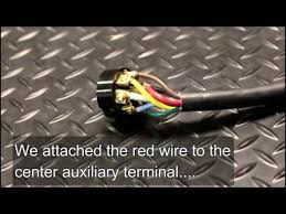 how to wire a 7 pin trailer plug how to wire a 7 way trailer plug the right way