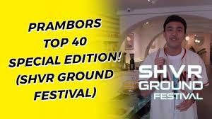Chart Lagu Prambors Prambors Top 40 Chart Agustus Shvr Ground Festival 2019