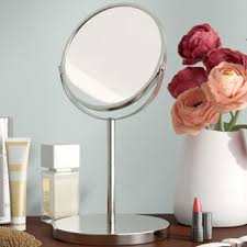 bulfinch dual sided vanity mirror