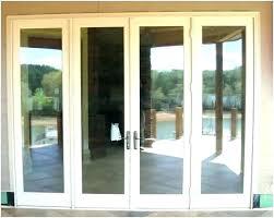 french doors patio