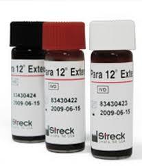 Контрольная кровь para extend streck laboratories Компания Контрольная кровь para 12 extend