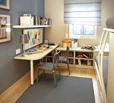 decorating small home office. Remarkable Awesome Small Office Space Decorating Home H