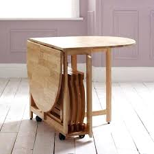 fold out leaf table smart ways small space kitchen island drop leaf table erfly fold out