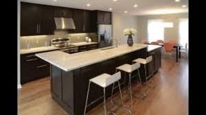 Looking Compact Modern Kitchen Island Design Ideas