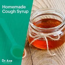 homemade cough syrup dr axe