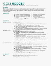 Internship Program Lovely Live Career Resume Fresh Resume For An