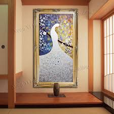 100 handmade pea painting modern abstract oil painting on canvas homehotel wall decoration unique gifts