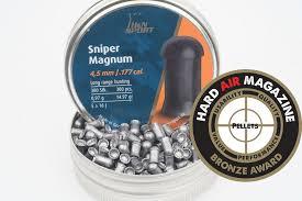 H N Sniper Magnum 14 97 Grain 177 Caliber Pellet Test Review