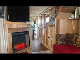 Elegant Beautiful Tiny House With 3 Bedrooms, 2 Baths, Fireplace
