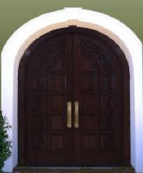 arched double front doors. Perfect Arched Elegant Wood Double Doors  Wooden Arched Entry  Intended Front R