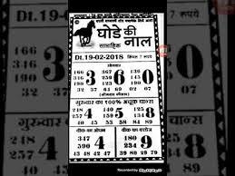 Videos Matching Lal Bhoot 19 02 18 Kalyan Chart Revolvy