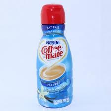 Coffee mate french vanilla creamer. Coffee Mate French Vanilla Ff Harvestime Foods