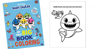 Just pick a coloring sheet, pay, and download! Do You Kids Love Sharks Baby Shark Coloring Pages Is All You Want
