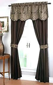 54 length curtains length curtains inch length curtains window 5 piece curtain set 2 panels valance 54 length curtains